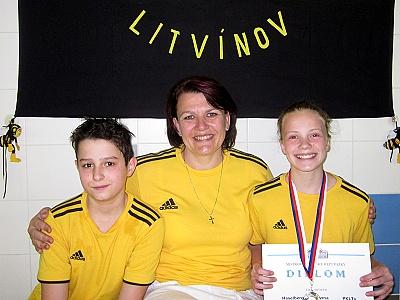 Haselbergerová vybojovala při MČR stříbro v osobním rekordu