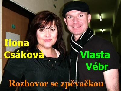 Ilona Csáková po roce opět v Mostě