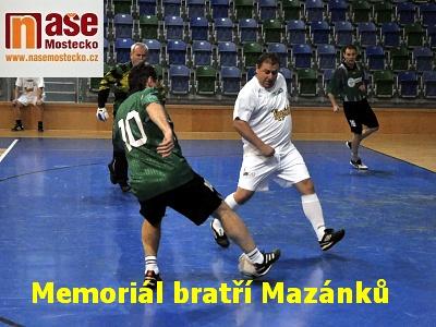 Pohár za vítězství v memoriálu zůstal doma