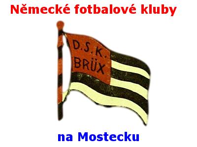 Německý fotbal na Mostecku