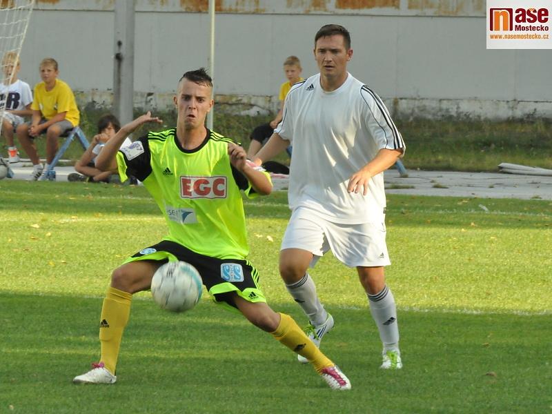 FK Litvínov - FK Blšany 2:2. <br />Autor: Edvard D. Beneš