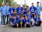 Mladší žáci Penta vybojovali při finále MČR bronz, to je historický úspěch